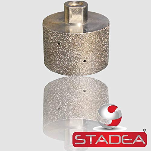 (granite marble diamond drum wheel - 2 Inch For Grinding Polishing Stone Concrete By STADEA)