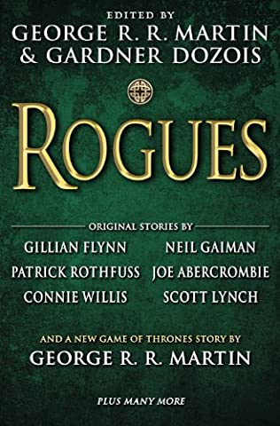 book cover of Rogues