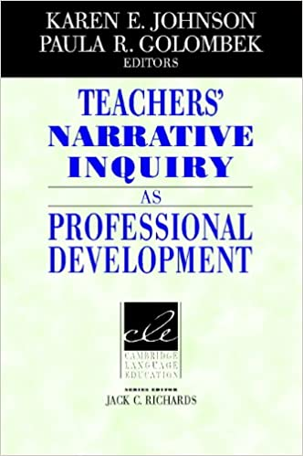 Gratis nedlastbare bøker mp3 Teachers' Narrative Inquiry as Professional Development (Cambridge Language Education) 0521813425 in Norwegian