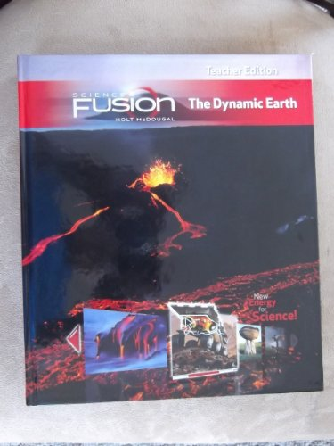 ScienceFusion: Teacher Edition Grades 6-8 Module E: The Dynamic Earth 2012