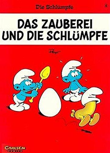 Die Schlümpfe, Bd.4, Das Zauberei und die Schlümpfe (Schlümpfe, Die, Band 4) Taschenbuch – 15. Februar 2001 Peyo Die Schlümpfe Carlsen 3551729344
