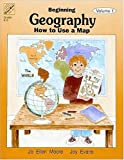 How to Use a Map, Grades K-2, Evan-Moor, 1557992193