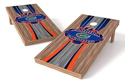 PROLINE NCAA College 2' x 4' Florida Gators Cornhole Board Set - Wood