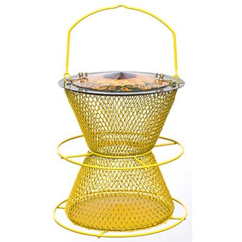 - Perky-Pet DSHG00387 No/No Designer Double Wild Bird Feeder with Perch Rings