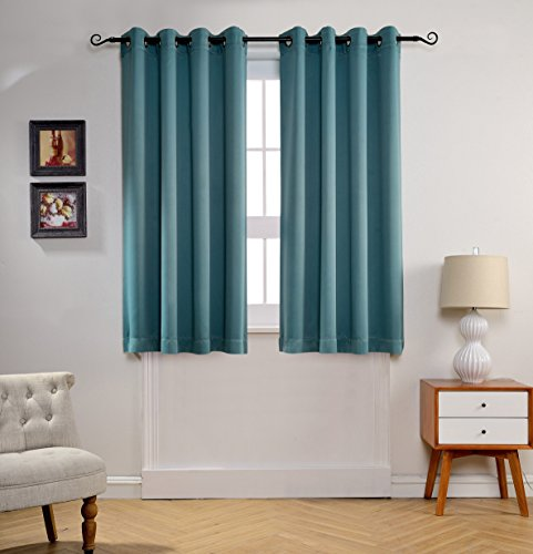 MYSKY HOME Insulated Blackout Curtains
