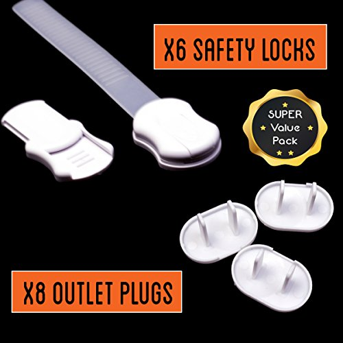 85%OFF Best Baby Safety Locks , Childproofing Cabinet Locks, Child ...