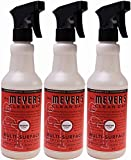 Mrs. Meyer's Clean Day Multi Surface Everyday Cleaner, Radish Scent, 16 Ounce (Pack of 3)
