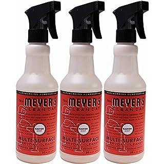 Mrs. Meyer's Multi-Surface Cleaner Radish, 16 OZ (Pack - 3)