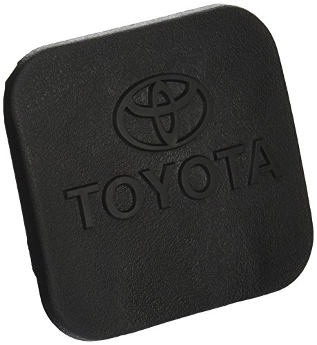 TOYOTA Genuine Accessories PT228-35960-HP Receiver Tube Hitch Plug (Trailer Hitch Cover Toyota)