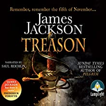 Treason Audiobook by James Jackson Narrated by Saul Reichlin