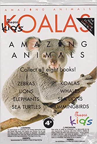 Chick-fil-A Amazing Animals: Koalas Paperback – 2016