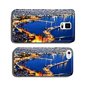 View of Alanya harbor form Alanya peninsula. Turkish Riviera cell phone cover case iPhone6 Plus