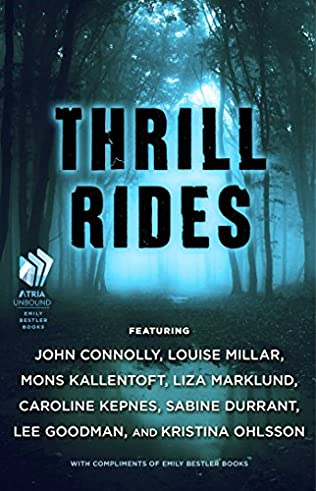 book cover of Thrill Rides
