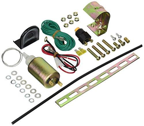 Pop Door (AutoLoc Power Accessories 9658 Shaved Door Solenoid Pop Handle/Latch Popper Kit, (11 lbs))