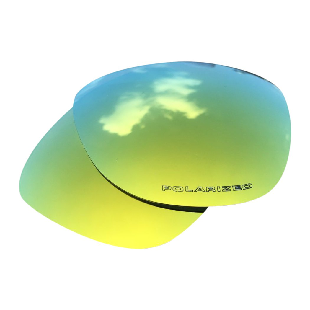 9f19612d60c1 Amazon.com: Owants Polarized Replacement Lenses for Your Oakley Frogskins Sunglasses  Frames - Multiple Colors Availble (24K Gold-Polarized): Sports & ...