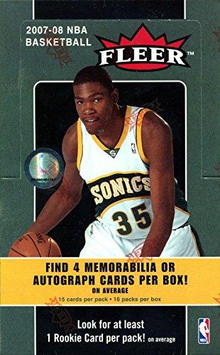 08 Fleer Basketball Hobby Box - 2