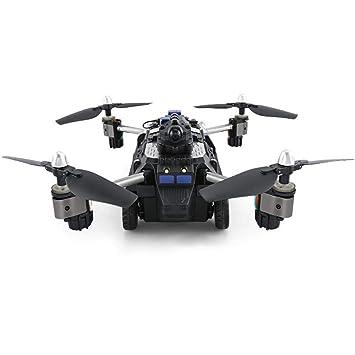 Dixinla Drone Control Remoto Plano WiFi Tiempo Real 720p HD Antena ...