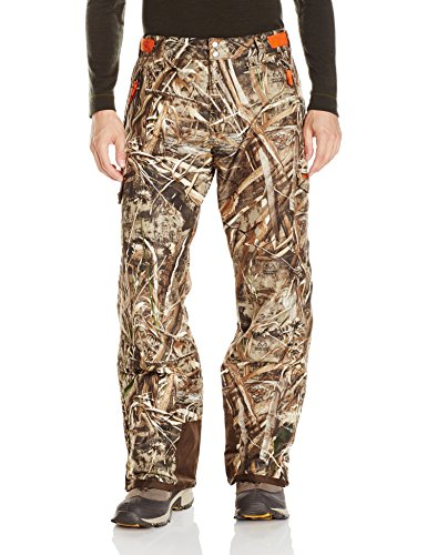 Arctix Men's Snow Sports Cargo Pants, Realtree MAX-5 Camo, Large/Regular