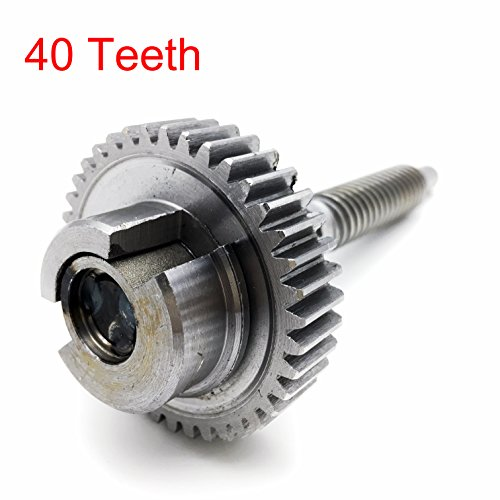 Price comparison product image Ensun 34436782755 40 Teeth Metal Parking Brake Gear Actuator Repair Kit fits BMW E65 E66 745i 750i 760i Li