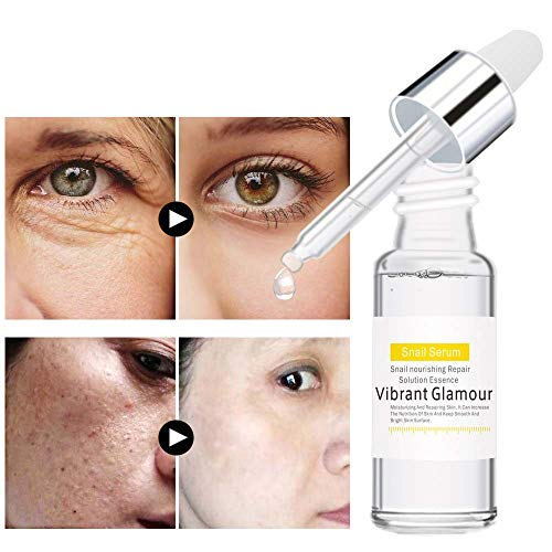 Q10 Mist Water - Birdfly Face Lifting Serum Snails Liquid Essence Skin Care Anti Aging Eternal Hyaluronic Lift Vitamin Moisturizing Wrinkle Protein Acid Collagen 100% Natural Firming Replenishing Water (1pcs)