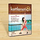Kettlenetics 4 DVDs in 1 Case with Michelle Khai