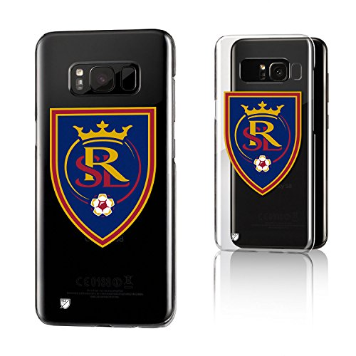 Keyscaper MLS Real Salt Lake Insignia Clear for Galaxy S8, Clear by Keyscaper