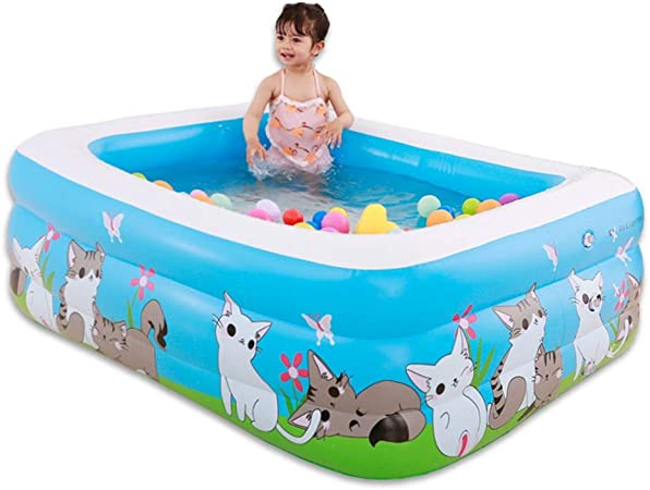 Oyunngs Piscina para niños, Piscina para bebés, Inflable Hinchable Niños Piscina para niños bañera bebé: Amazon.es: Hogar
