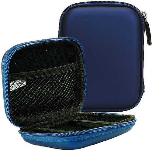 ROTRi Estuche para Disco Duro Externo Western Digital My Passport Essential / WD Elements Portable material EVA duro resistente - azul: Amazon.es: Informática