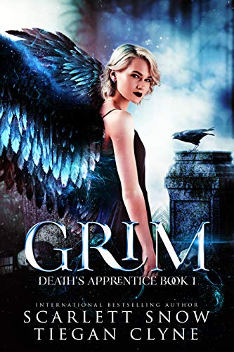 Grim (Death's Apprentice Book 1) (Make A Reaper Grim)