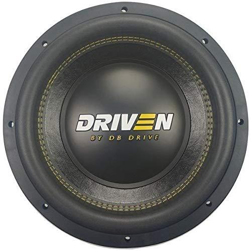 """DRIVEN by DB Drive DBDDDX12 Dx12 12"""" 2,000-watt Subwoofer"""