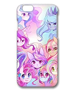 iCustomonline Case for iPhone 6 3D, My Little Pony Ultimate Protection Case for iPhone 6 3D