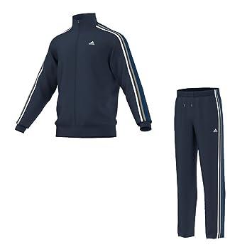 Adidas Essentials Men's Track Suit 3 Stripes PES
