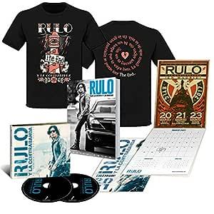 Rulo Y La Contrabanda - Basado En Hechos Reales (Cd Doble + Camiseta XL Chico + Libro + Calendario) Edición Firmada