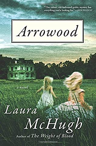 book cover of Arrowood