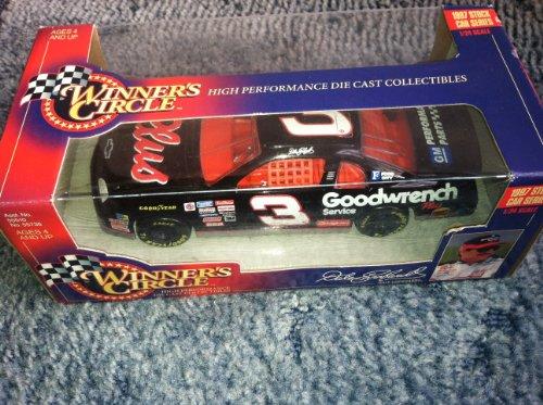 1997 #3 Dale Earnhardt Goodwrench Service Plus Winner