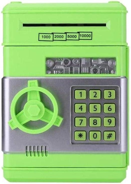 LALLing Alcancía electrónica Contraseña del cajero automático Caja ...