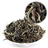 GOARTEA 500g (17.6 Oz) Premium Organic FuJian Jasmine Silver Buds Loose Mo Li Yin Hao Chinese GREEN TEA