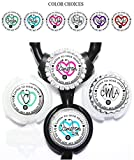 personalized stethoscope - Personalized Listen to your Heart Standard or Yoke Stethoscope Id Tag
