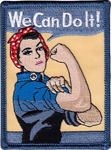 Rosie The Riveter -