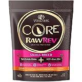 Wellness Core Rawrev Natural Grain Free Small Breed Dry Dog Food, Original Turkey & Chicken With Freeze Dried Turkey, 4-Pound Bag