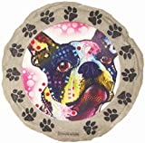 Spoontiques Boston Terrier Stepping Stone For Sale