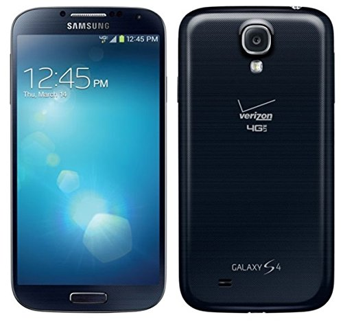 Samsung SCH-I545 - Galaxy S4 16GB Android Smartphone - Verizon - Black (Renewed) (Galaxy S4 Refurbished Verizon)