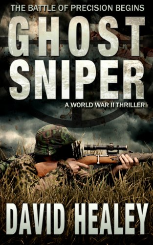 Ghost Sniper by [Healey, David]
