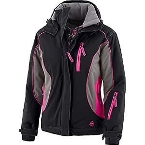 Legendary Whitetails Women's Polar Trail Pro Series Jacket Black X-Small