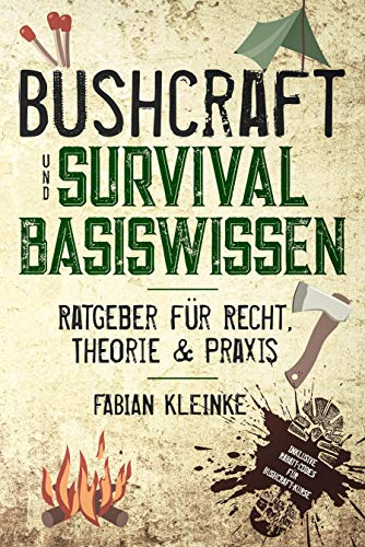 hot sale online size 7 best service Amazon.com: Bushcraft & Survival Basiswissen: Ratgeber für ...