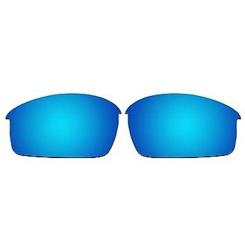 acompatible lentes de repuesto para Oakley Bottlecap gafas de sol, Black - Polarized