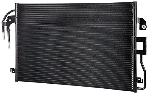 New Premium Quality A/C AC Air Conditioning Condenser For Ford And Mercury - BuyAutoParts 60-60716N New