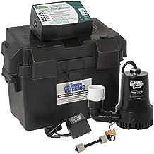 Basement Watchdog BWSP 1730 Gallons Per Hour Basement Watchdog Special Back-Up Sump Pump