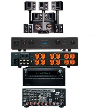 Klipsch THX Ultra2 7.2 System With Onkyo TX-NR3010 9.2-Ch-and Furman Elite-20
