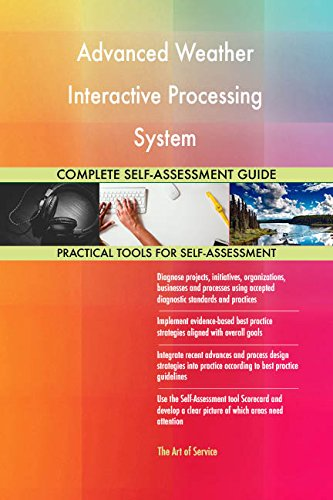Advanced Weather Interactive Processing System Toolkit: best-practice templates, step-by-step work plans and maturity diagnostics